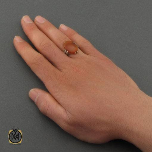 انگشتر عقیق یمن مردانه