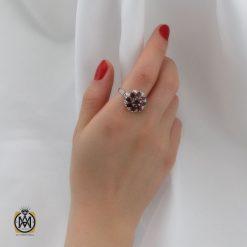 انگشتر گارنت زنانه