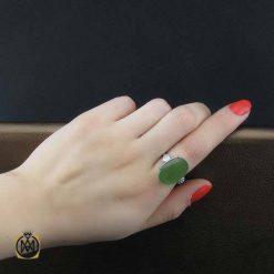 انگشتر سرپانتین زنانه