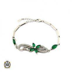 دستبند نقره زنانه