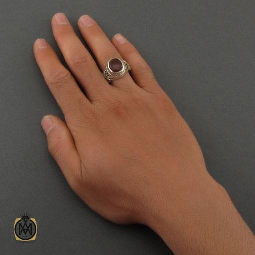 انگشتر عقیق یمن جواهرمال
