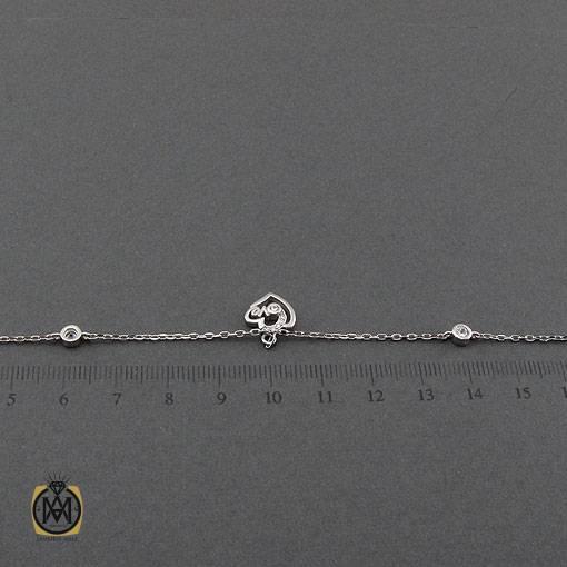 خلخال نقره زنانه