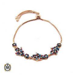 دستبند نقره زنانه جدید
