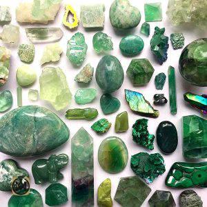 چاکرای چهارم - سنگ درمانی - جواهرمال