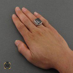 انگشتر حدید مردانه