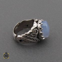 انگشتر نقره دست ساز