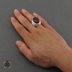 انگشتر عقیق اصل مردانه