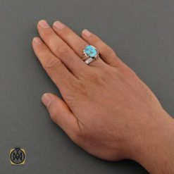 جواهرات فیروزه مردانه جواهرمال