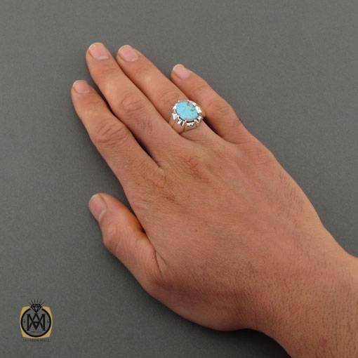 انگشتر-فیروزه-نیشابوری-اصل