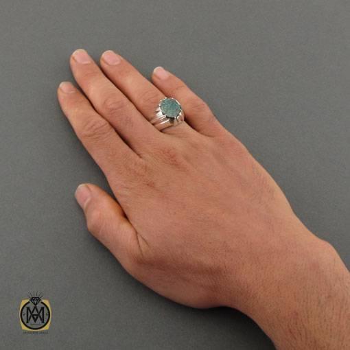 انگشتر فیرزوه نیشابوری مردانه
