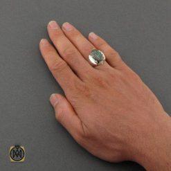 انگشتر فیروزه مردانه اصل