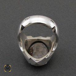 انگشتر فیروزه نیشابوری مردانه