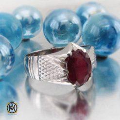 جواهرات نقره مردانه فاخر