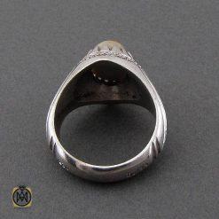 انگشتر نقره مردانه اصل