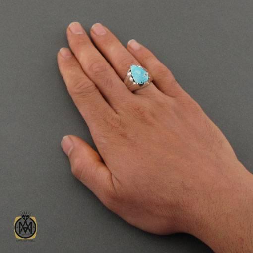 انگشتر فیروزه نیشابوری اصل