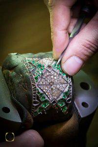 ساخت جواهرات