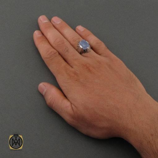 انگشتر عقیق بمن مردانه اصل