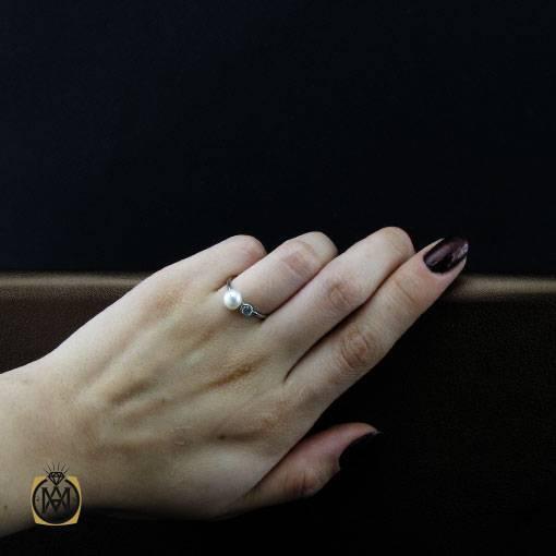 انگشتر-مروارید-پرورشی-زنانه