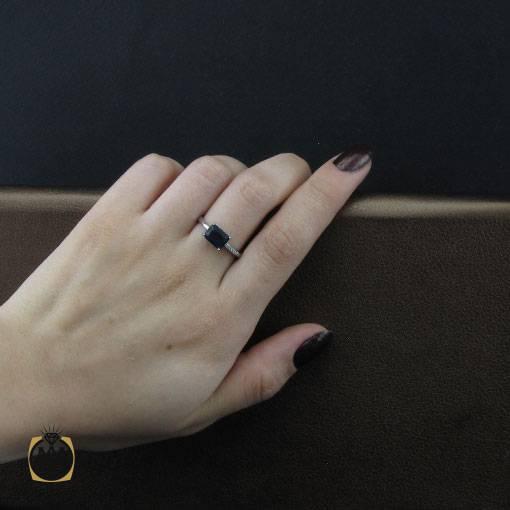 انگشتر نقره زنانه جدید و شیک