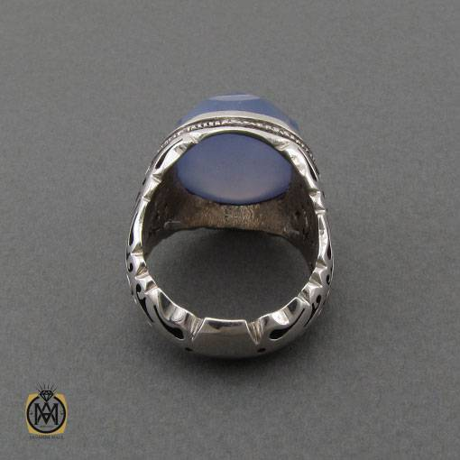 جواهرات دست ساز نقره مردانه اصل