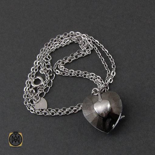 گردنبند نقره زنانه جواهرمال