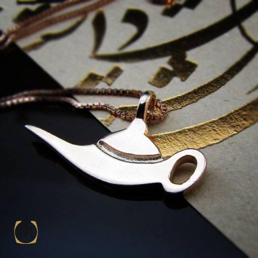 مدال نقره زنانه نقره جدید