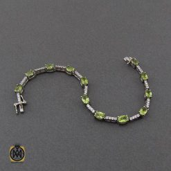 دستبند زبرجد زنانه جدید