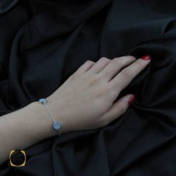 دستبند نقره دخترانه ضریف