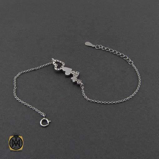 جواهرات قلب دخترانه جواهرمال