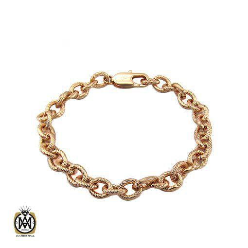 دستبند برند xp زنانه استیل طرح سابین