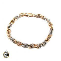 دستبند برند xp زنانه استیل طرح کاملیا
