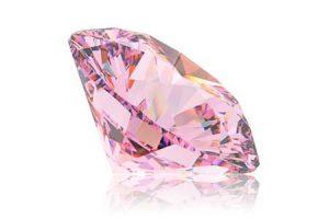 الماس صورتی یکی از لوکس ترین جواهرات دنیا