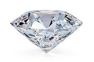 الماس آبی یکی از گران ترین سنگ های قیمتی