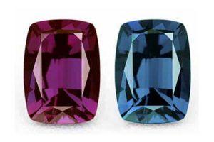 الکساندرایت در لیست گرانترین سنگهای قیمتی
