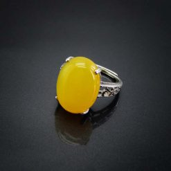 انگشتر شرف الشمس زرد