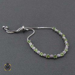 دستبند زبرجد زنانه مرغوب