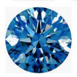 الماس آبی جزء گران ترین رنگهای مختلف الماس