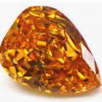 الماس نارنجی