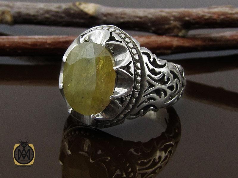 خواص، قیمت و خرید انگشتر یاقوت زرد اصل مردانه و زنانه